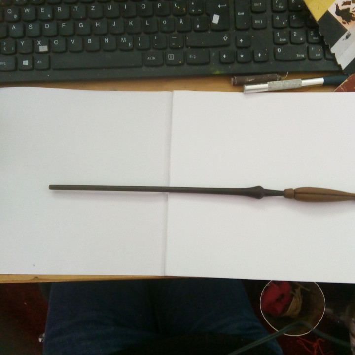 Luna Lovegood Wand Harry potter