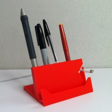 Picture of print of Smartphone + Pen holder This print has been uploaded by Izu Watanabe