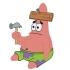 """Hammered"" Patrick! image"