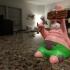 """Hammered"" Patrick! print image"
