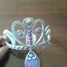 Picture of print of Sofia the First Amulet