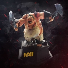 Pudge Trophy Dota 2