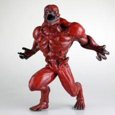 Doom 4 creature statue