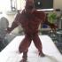 Doom 4 creature statue print image