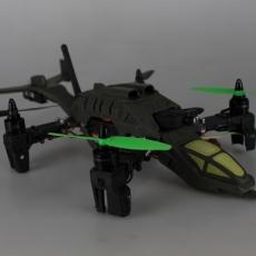 Drone Quadcopter Halo