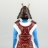 Samurai Upper Body Armour for Articulated Figure - Support Free image