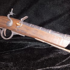 Picture of print of FLINTLOCK PISTOL - ASSASSIN'S CREED 4