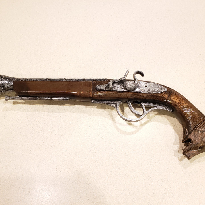 FLINTLOCK PISTOL - ASSASSIN'S CREED 4