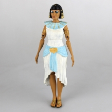 Cleopatra Articulated Doll