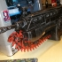 Gears Of War Lancer- CHAINSAW GUN! print image