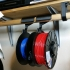 The Filament Hanger (spool holder and storage solution) image