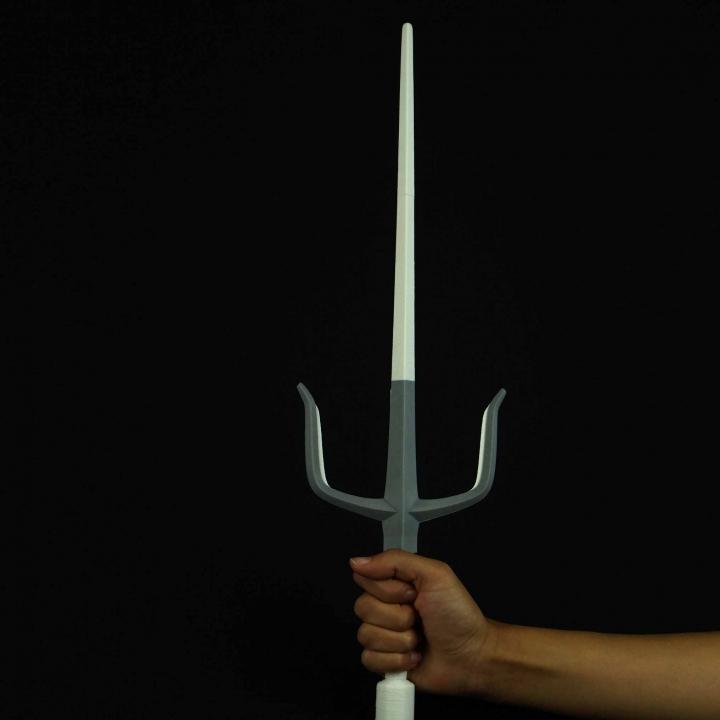 Japanese Swords - Sai