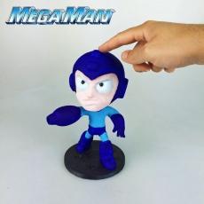 MEGAMAN Bobblehead!!!