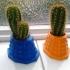 Dalek Cactus Head print image
