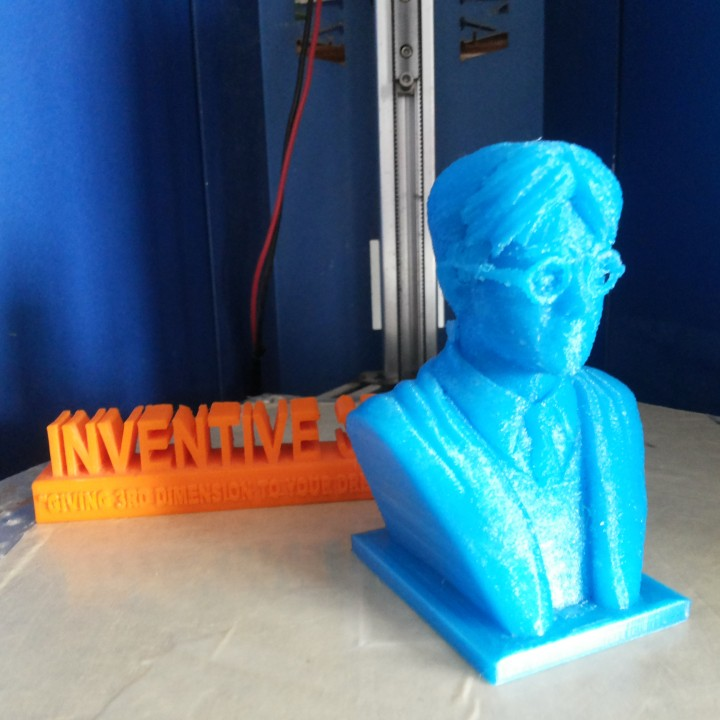 Picture of print of Harry Potter Bust This print has been uploaded by INVENTIVE 3D