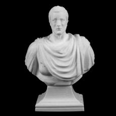 Marcus Aurelius in Warandepark, Brussels