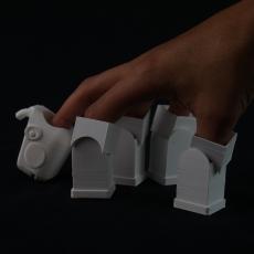 Hand Animals - Cow