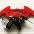 Batman Vs Superman Key Holder print image
