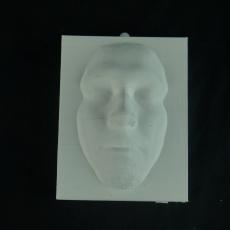 Protruding Face Card Box