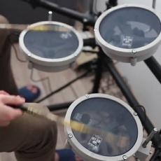 3D Printed Percussion by Michał Szydłowski