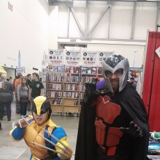 Picture of print of Magneto Helmet This print has been uploaded by Chris Kaminsky