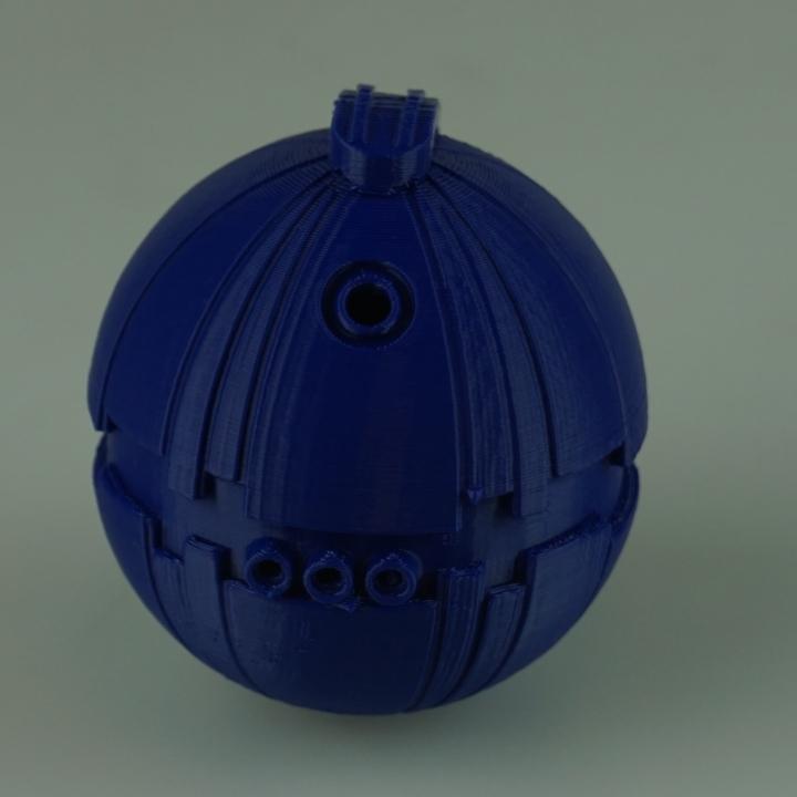 Thermal Detonator from Star Wars