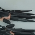 Edward Scissorhands articulated glove assemblies image