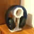 Headphones or Headset Stand image