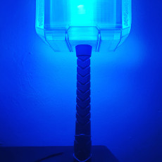 Picture of print of Thor Lamp