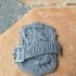 Hufflepuff House Badge - Harry Potter print image