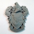 Ravenclaw Coat of Arms Wall/Desk Display - Harry Potter image