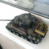 Articulated Tank from Fury print image