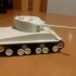 Articulated Tank from Fury image