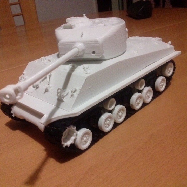 Articulated Tank from Fury