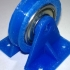 608 Idler Pulley with Stand image