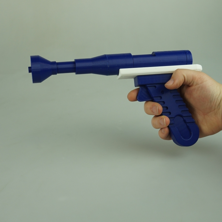 Zam Wesell Blaster from Star Wars Attack of the Clones