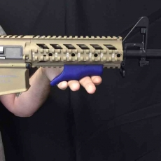 3D printed AFG (Angle Fore Grip) for Airsoft