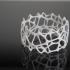 Voronoi Doubleshell Bracelet image