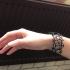 Voronoi Doubleshell Bracelet print image