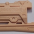 Destiny Exotic Hand Cannon The Jewel Of Osiris, both Legendary and Adept models print image