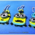Minions Keychain / Magnets - Father's Day cute version image
