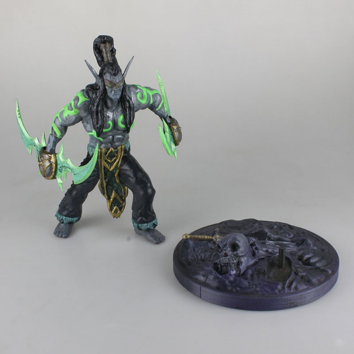 Illidan from Heroes Of The Storm!