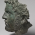 Fragmentary bronze portrait of Caracalla at The Metropolitan Museum of Art, New York image
