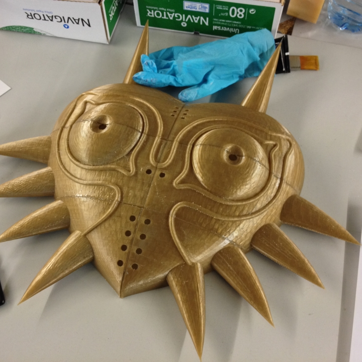 Majora's Mask life size