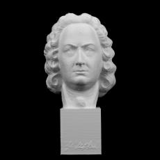 Bach at The Reunion des Musees Nationaux, Paris