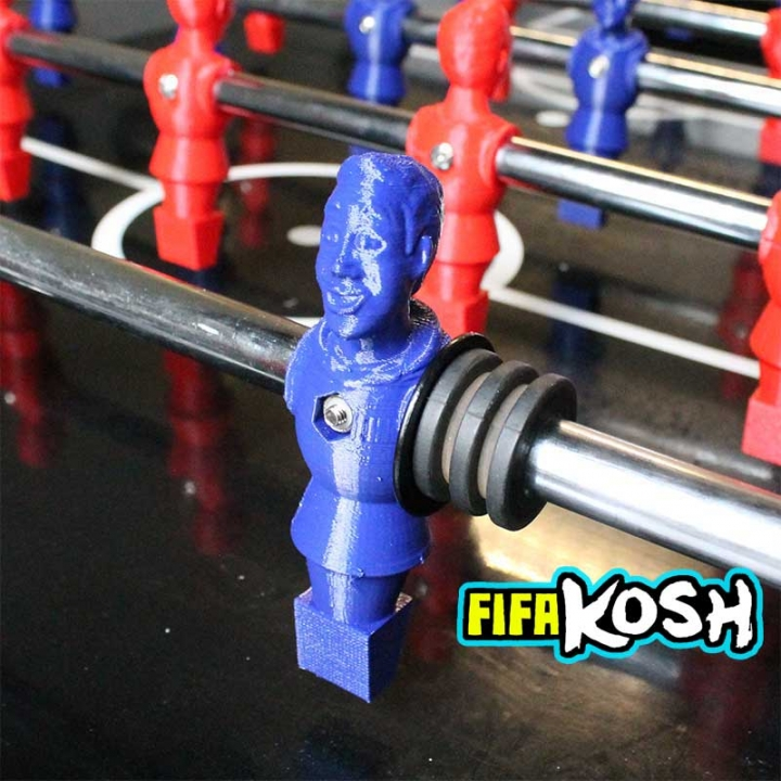 FIFAKOSH Table Football Player!
