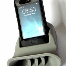 Picture of print of Otterbox Dock Horn