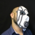 borderlands Psycho Wearable Mask image