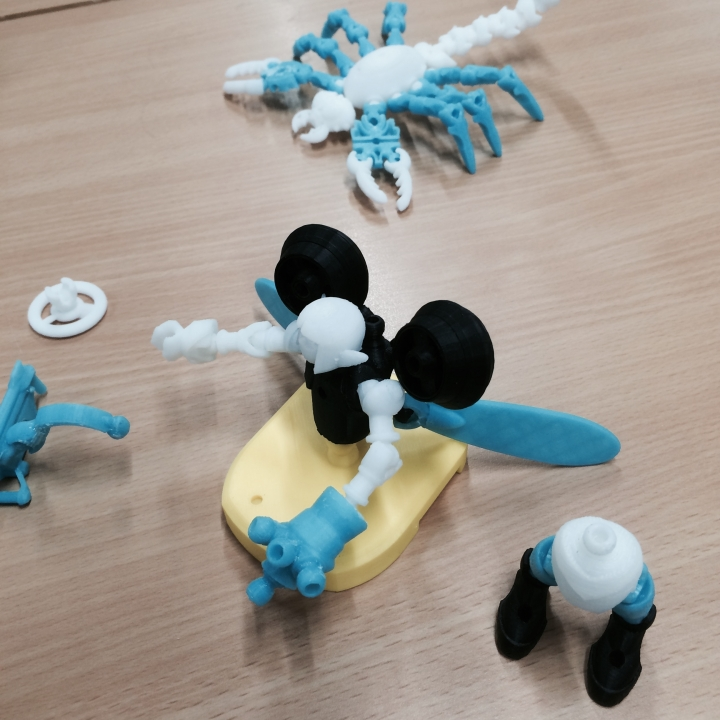 Tinkerplay Cannybot mashup