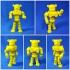 Bear Robots image